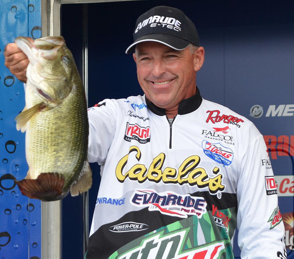 Wendlandt Will Fish With Renewed Focus