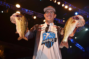 Wheeler Closes In On Cup With 14 1/2-Pound Stringer