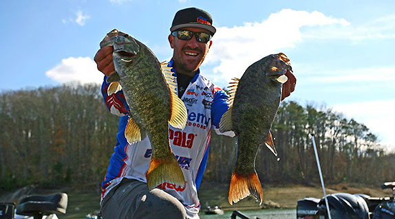Wheeler lands with Duckett Fishing