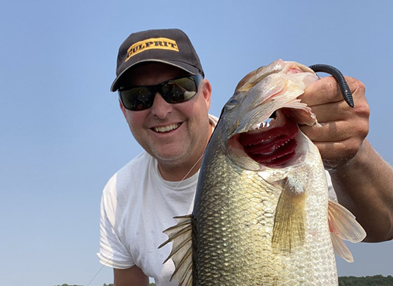 Crankbait, Worm A Good 1-2 Punch For Fall