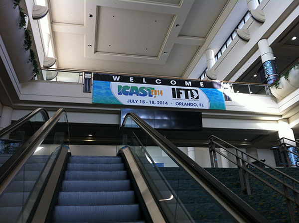 ICAST: Eye Catchers From Day 2
