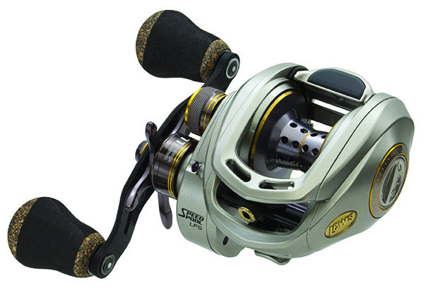 New gear: Team Lew's Lite Speed Spool