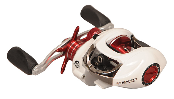 ICAST: Reels from Duckett Fishing