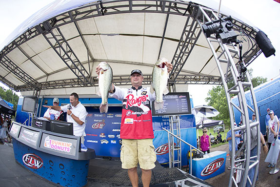 Furious Finish At Kentucky Lake