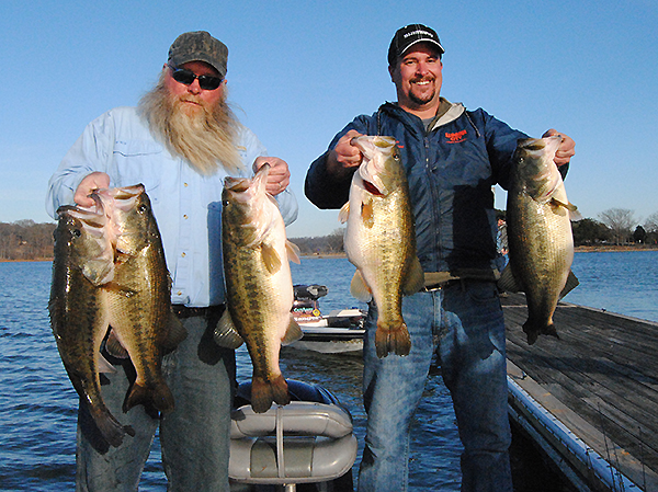 Chickamauga Kicks Out 49-Pound Limit