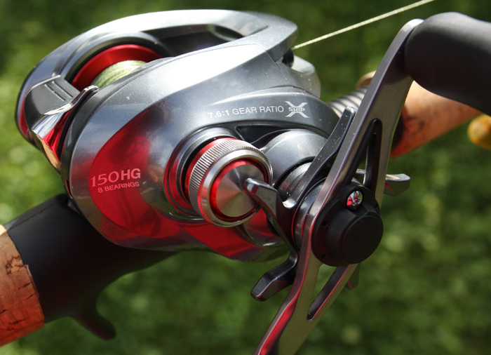 New Gear: Shimano Chronarch Ci4+