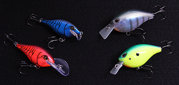 New gear: More hard bait hits from Rapala, Storm
